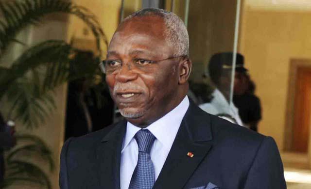 Guy Nzouba Ndama, président de l'Assemblée nationale - © Jordan/Gabonreview.com