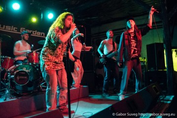 Copy Con @ HANGÁR MUSIC GARDEN SOPRON / 5 © Gabor Suveg