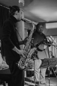 Jazz Est: Rabie Lilienn & Kónyai Tibor feat. Big John Whitfield @ Bugócsiga Akusztik Garden / 6 © Gabor Suveg