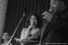 Jazz Est: Rabie Lilienn & Kónyai Tibor feat. Big John Whitfield @ Bugócsiga Akusztik Garden / 8 © Gabor Suveg