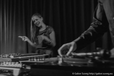 Bin-Jip - Heavy - Lemezbemutató turné @ Bugócsiga Akusztik Garden / 8 © Gabor Suveg