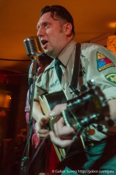Ed Philips and the Memphis Patrol koncert / Support: Johnny Favourit' (A/HU) @ Búgócsiga Akusztik Garden / 5 © Gabor Suveg