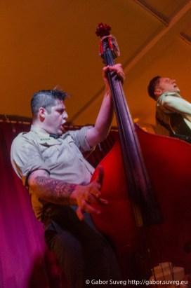 Ed Philips and the Memphis Patrol koncert / Support: Johnny Favourit' (A/HU) @ Búgócsiga Akusztik Garden / 7 © Gabor Suveg