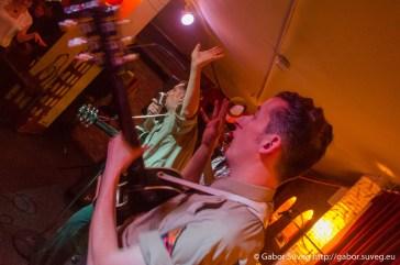 Ed Philips and the Memphis Patrol koncert / Support: Johnny Favourit' (A/HU) @ Búgócsiga Akusztik Garden / 8 © Gabor Suveg