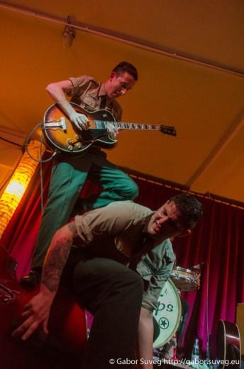Ed Philips and the Memphis Patrol koncert / Support: Johnny Favourit' (A/HU) @ Búgócsiga Akusztik Garden / 9 © Gabor Suveg