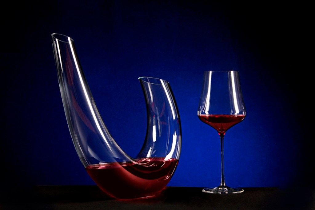 Win a Set of StandArt Glasses and an Alpha Decanter!
