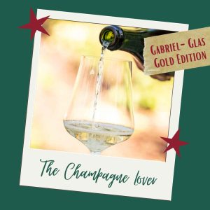 The Champagne Lover - Gabriel-Glas Gift Guide