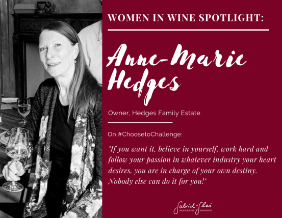 Anne-Marie Hedges Family Estate