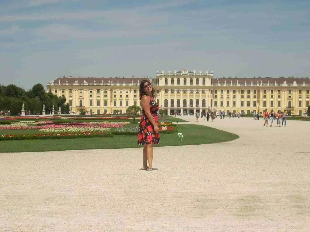 Gabriela Encina en Viena