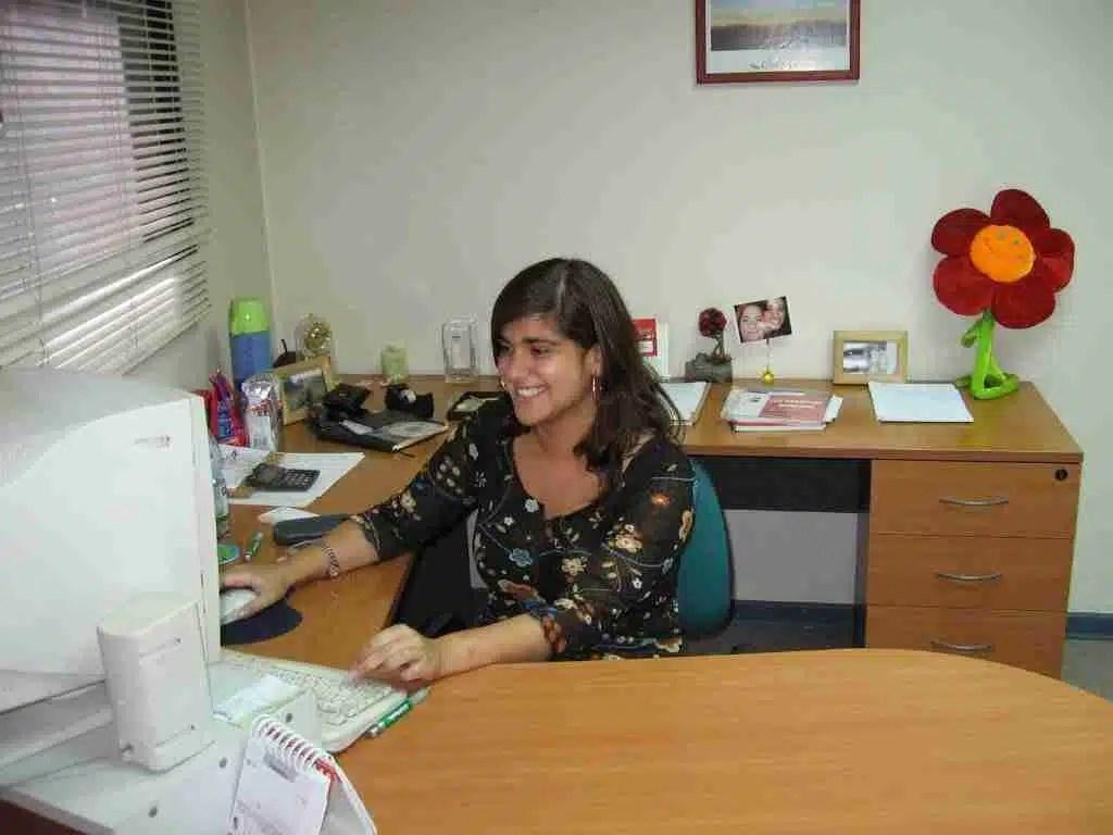 Gabriela Oficina Repatriación