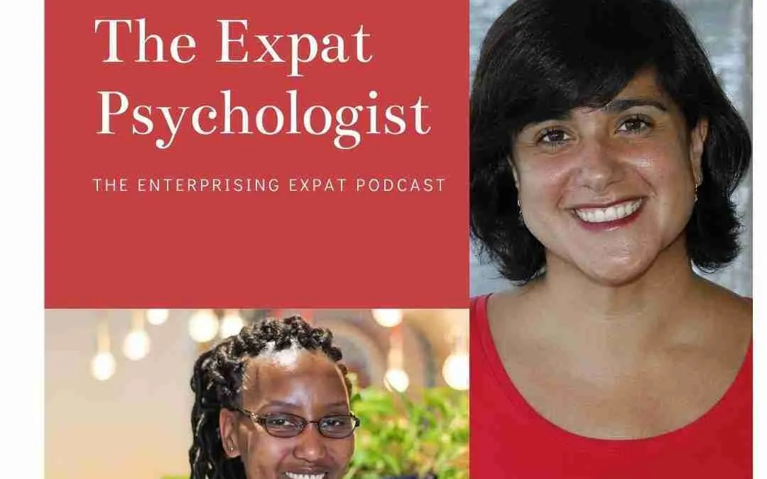 Podcast: The Expat Psychologist