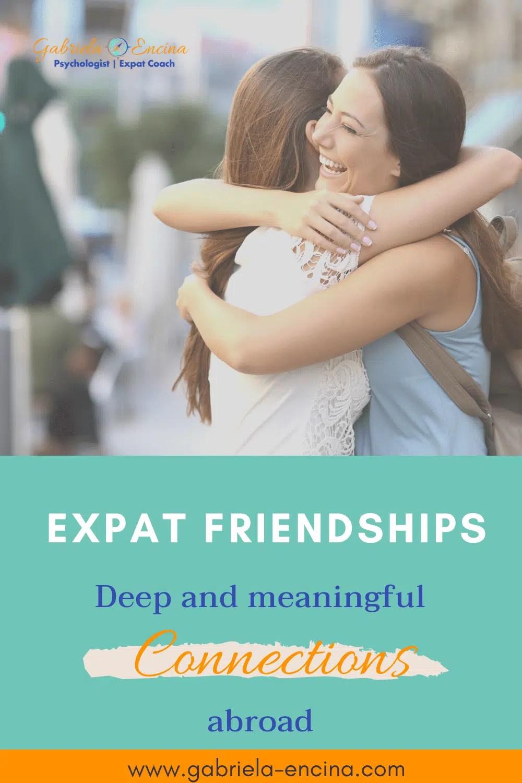 Expat Friendships
