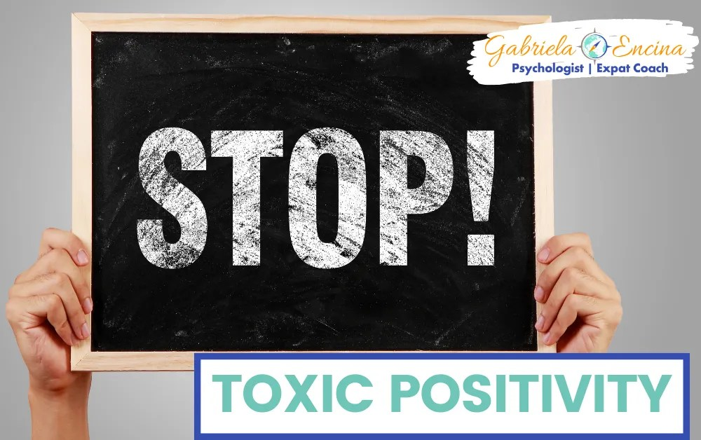Stop Toxic Positivity Living Abroad
