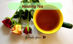 DIY: Healing Tea Find the ingredients and the benefits of a great healing tea. | Gabriela Green Blog | www.gabriela.green