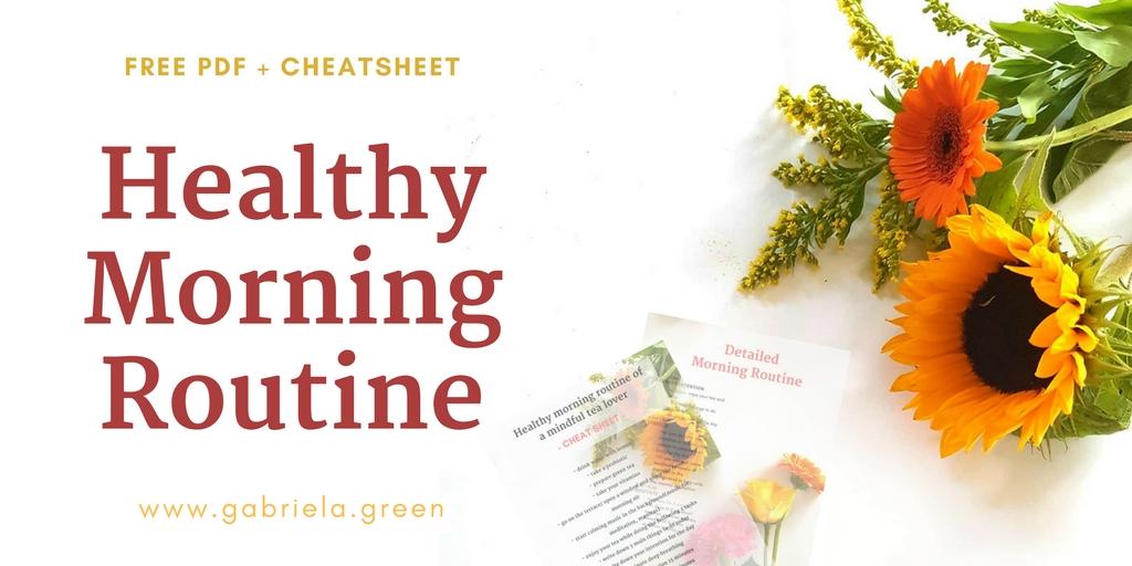 Healthy morning routine - Gabriela Green - www.gabriela.green (5)