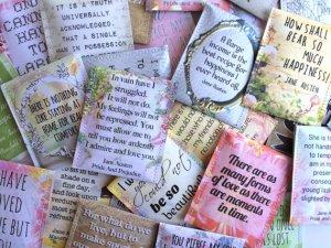 Jane Austen Tea Gift Set Gift Ideas For Tea Lovers