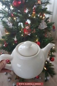 Tea Meditation _ Let the Christmas atmosphere surround you _ www.gabriela.green