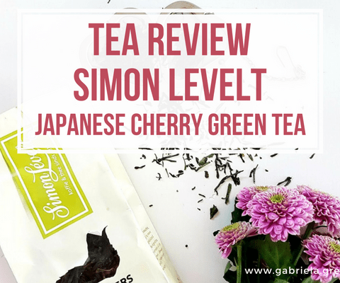 Tea Review Simon Levelt www.gabriela.green
