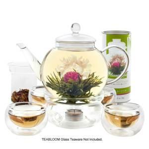 tea bloom teaware
