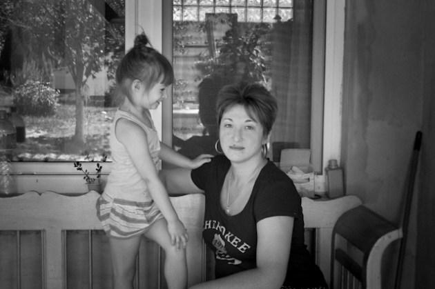 gabriela fine art photography- portrait of a woman as a mother, Gabriella