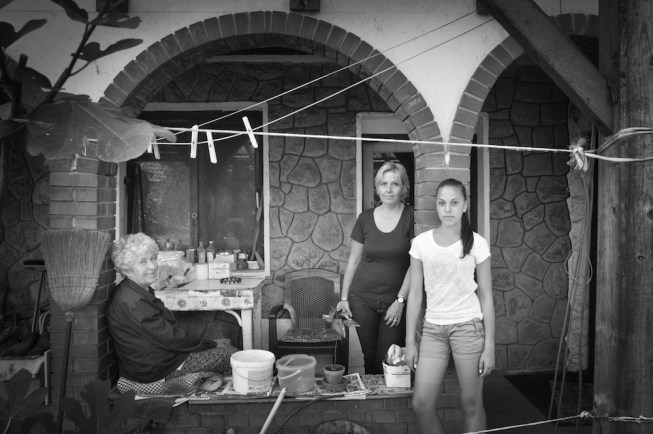 gabriela fine art photography- portrait of a woman as a mother, Magdi