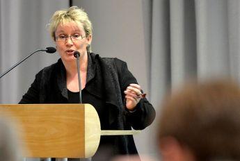 Fraktion-vor-Ort Entwicklungszusammenarbeit mitgestalten Gabriela Heinrich Schlusswort