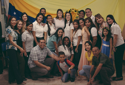 Gabriela Isler - Maracay