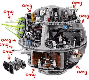 OMG! Learn about vSAN and Hyper-Converged Offerings, win the Deathstar!