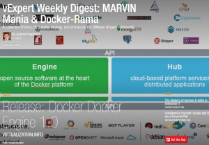 vExpert Weekly Digest – MARVIN Mania & Docker-o-Rama
