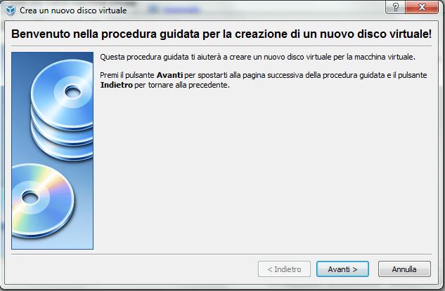 installare windows 3.1 su virtual box (6/6)