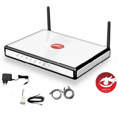modificare il router Pirelli Alice Gate Voip 2 Plus Wi-Fi (1/6)