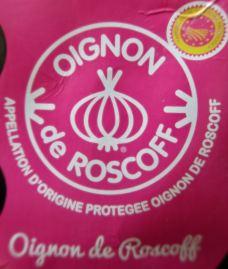 Rosa Zwiebeln aus Roscoff
