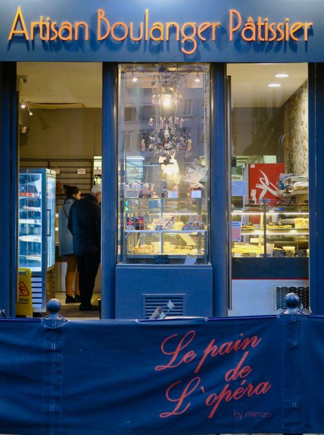 Bäckerei Marseille