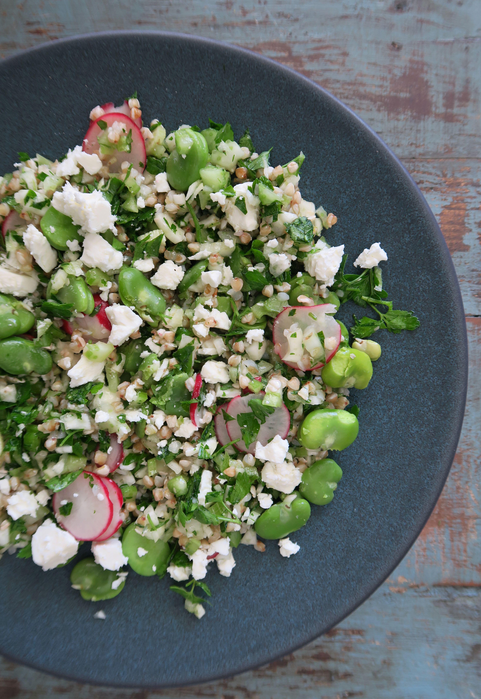 Salat Hülsenfrüchte