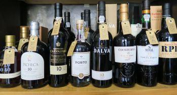 Portugal Lissabon Weinbar