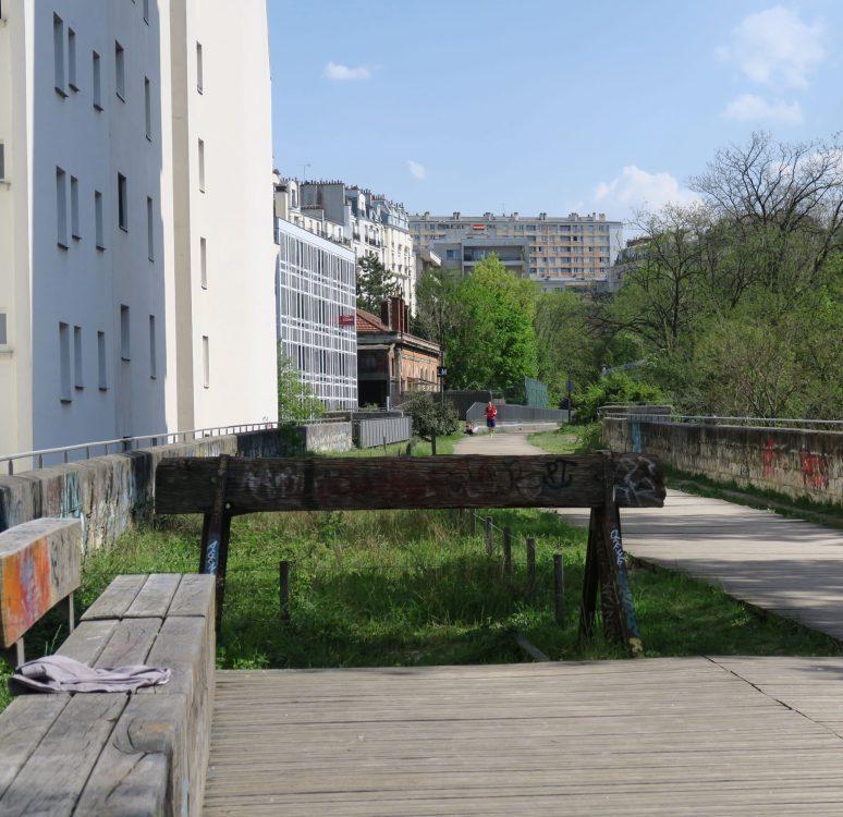 Wanderweg statt Eisenbahn