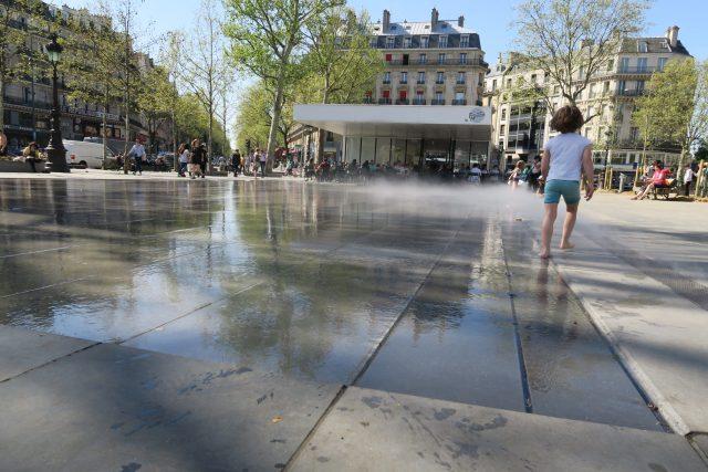 Paris Miroir d'Eau