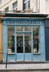 Paris Coffeeshop Boot
