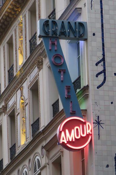 Paris Hotel Grand Amour