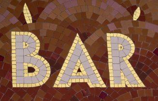 Paris Frankreich Mosaik