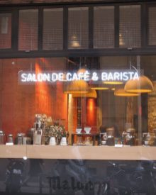Paris Coffeeshop
