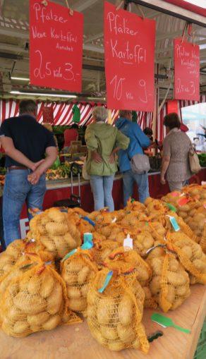 Pfälzer Kartoffeln