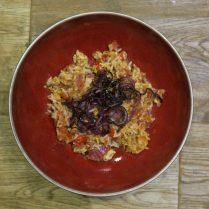 Tomaten-Fried-Rice