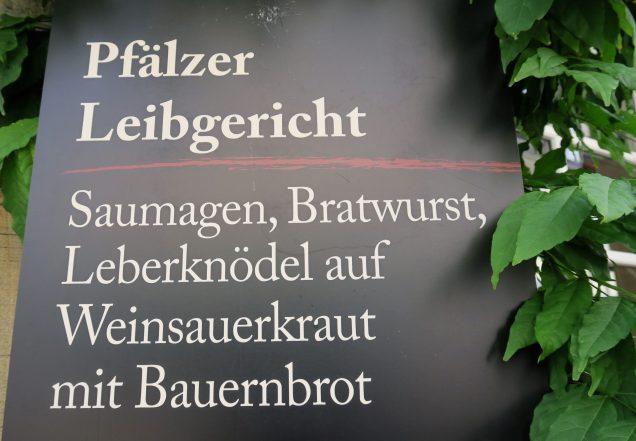 Pfalz Pfälzer Teller