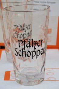 Pfalz Schoppen Dubbegglas