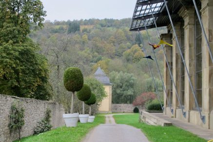 Schloss Weikersheim Garten