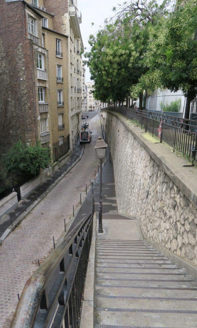 Paris Rue Breton