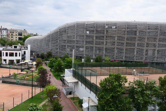 Paris Stade Jean Bouin