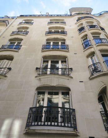 Jugendstilarchitektur Paris 16e