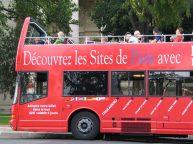 Sightseeing-Bus Paris